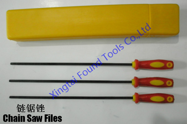 3PCS Chain Saw Files