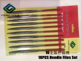 10PCS Needle Files Set